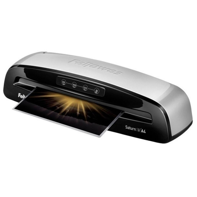 Laminator FELLOWES SATURN 3i А4,viteza 30 cm/min, max. gros. pelic. 125 mcm